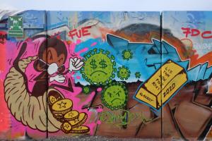 Socialwallet Graffiti